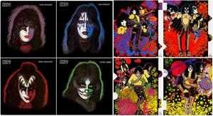 চুম্বন solo albums released~September 18, 1978