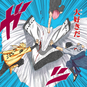 Kaguya Ōtsutsuki