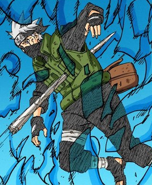 Kakashi The Copy Ninja