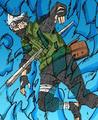 Kakashi The Copy Ninja - kakashi photo