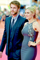 Kate and Liam Hemsworth - kate-winslet photo