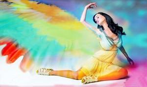 Katy Perry   plastic magazine