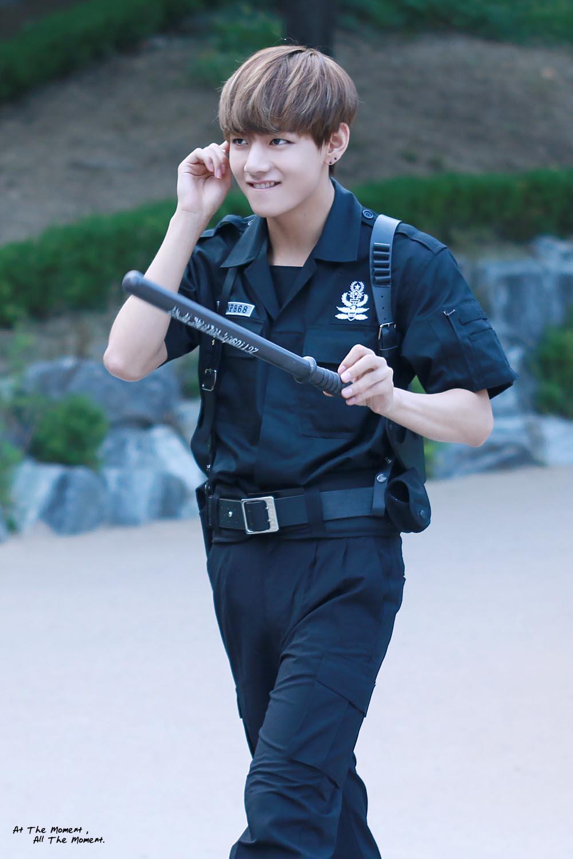 V (Bts ) Hình Nền Titled Kim Taehyung