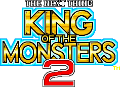 King of the Monsters 2 (Logo)