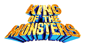 King of the Monsters (Logo)