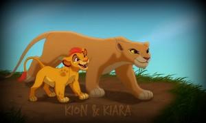 Kion and Kiara