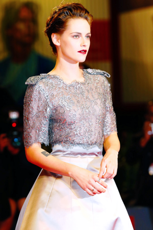 "Kristen at Venice Film Festival to promote ""Equals"""