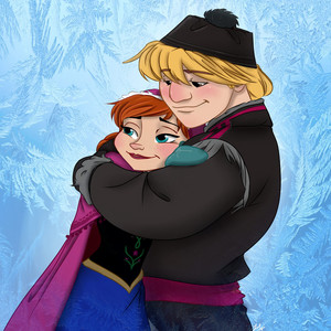 Kristoff and Anna