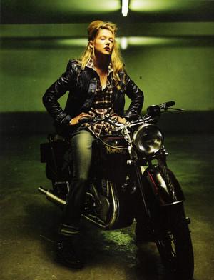 Lea Seydous - Numero Photoshoot - 2010