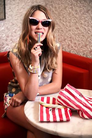 Lea Seydoux - ASOS Magazine Photoshoot - 2012