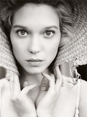 Lea Seydoux - Be Magazine Photoshoot - 2013