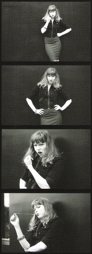 Lea Seydoux - Crash Magazine Photoshoot - 2008