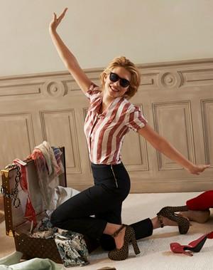 Lea Seydoux - Elle Korea Photoshoot - 2013