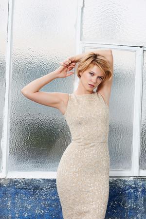 Lea Seydoux - Elle Ukraine Photoshoot - 2013