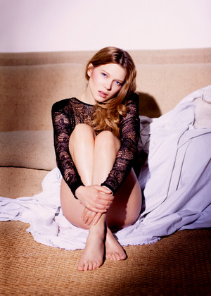 Lea Seydoux - Grazia France Photoshoot - 2010