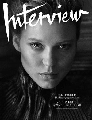 Lea Seydoux - Interview Magazine Photoshoot - 2014
