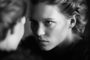 Lea Seydoux - Interview Magazine Photoshoot - 2014