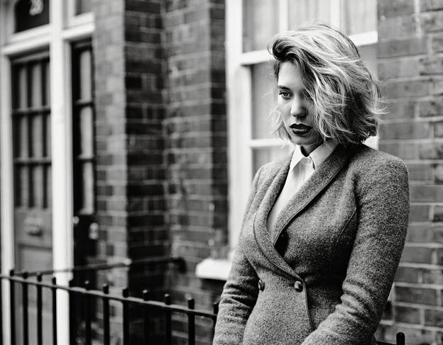 Lea Seydoux - M du Monde Photoshoot - 2013