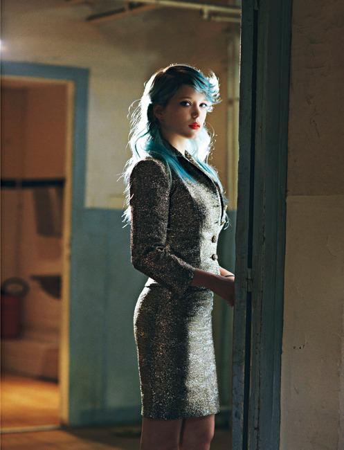 Lea Seydoux - Madame Figaro Japon Photoshoot - 2013