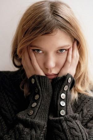 Lea Seydoux - Madame Figaro Photoshoot - 2009