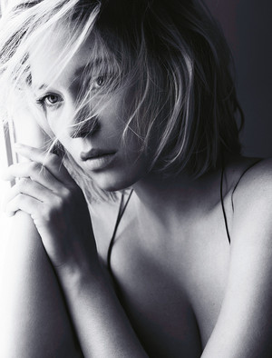 Lea Seydoux - Madame Figaro Photoshoot - 2013