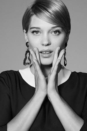 Lea Seydoux - Numero Tokyo Photoshoot - 2013