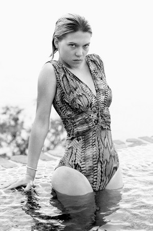 Lea Seydoux - Obsession Magazine Photoshoot - 2013