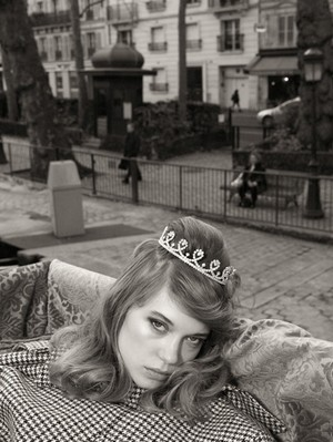 Lea Seydoux - Photoshoot - 2011