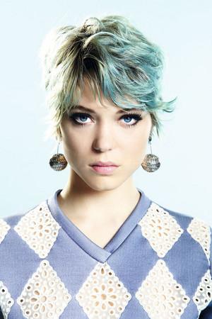 Lea Seydoux - S Moda Photoshoot - 2012