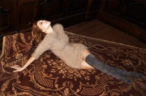 Lea Seydoux - The 편집 Photoshoot - 2014