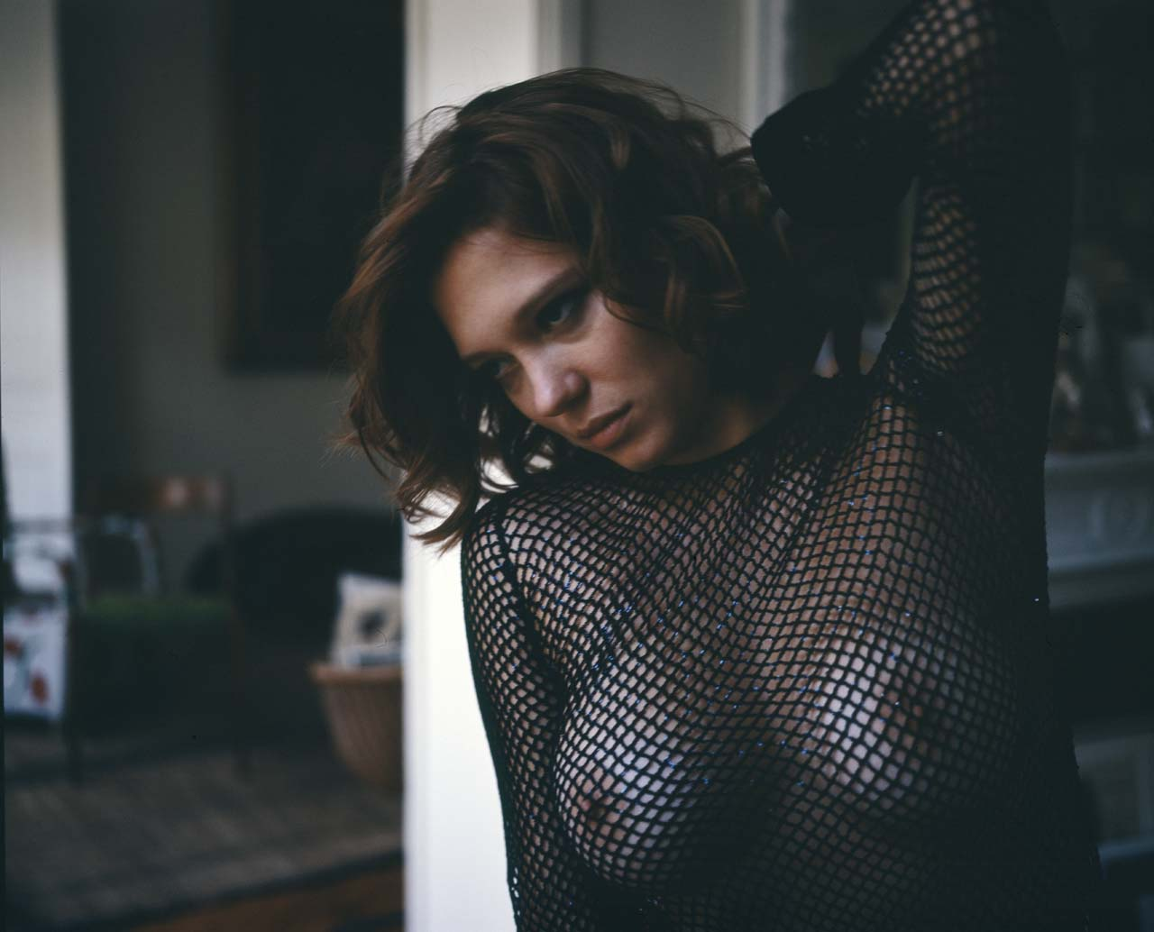 Lea Seydoux - V Magazine Photoshoot - 2013