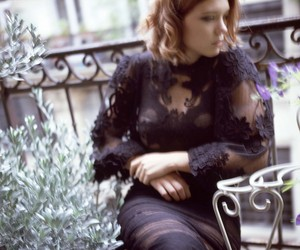 Lea Seydoux - V Magazine Photoshoot - 2013