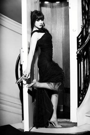 Lea Seydoux - Vogue Italia Photoshot - 2008