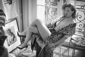 Lea Seydoux - Vogue Italy Photoshoot - 2014