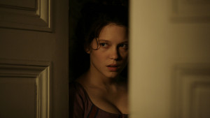 Lea Seydoux as Agathe-Sidonie Laborde in Les adieux à la reine / Farewell, My Queen