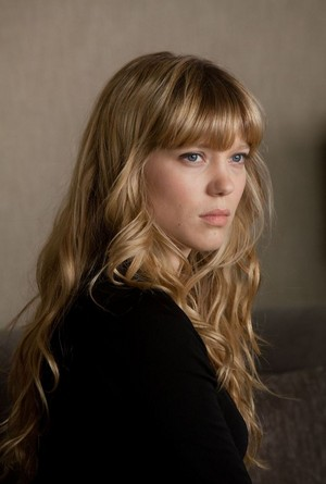 Lea Seydoux as Sabine Moreau in Mission: Impossible - Ghost Protocol
