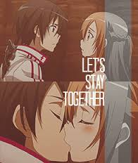 Let's Stay Together ♥ Asuna x Kirito