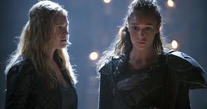 Lexa and Clarke (The 100)