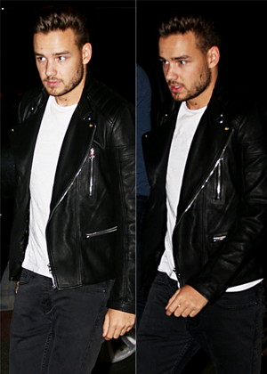 Liam Out in Montreal