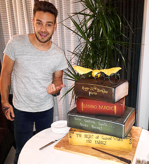 Liam's Bday Cake