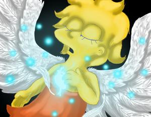 Lisa's coração