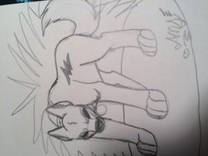 Little sketch of Bolt