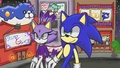 Livin  in the City - sonic-couples photo
