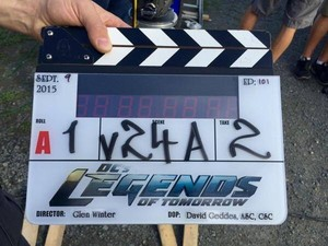 LoT - Pilot Filming