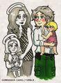 Lori & Sophia/Carol & Judith