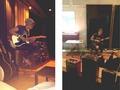 Luke in the Studio - luke-hemmings wallpaper