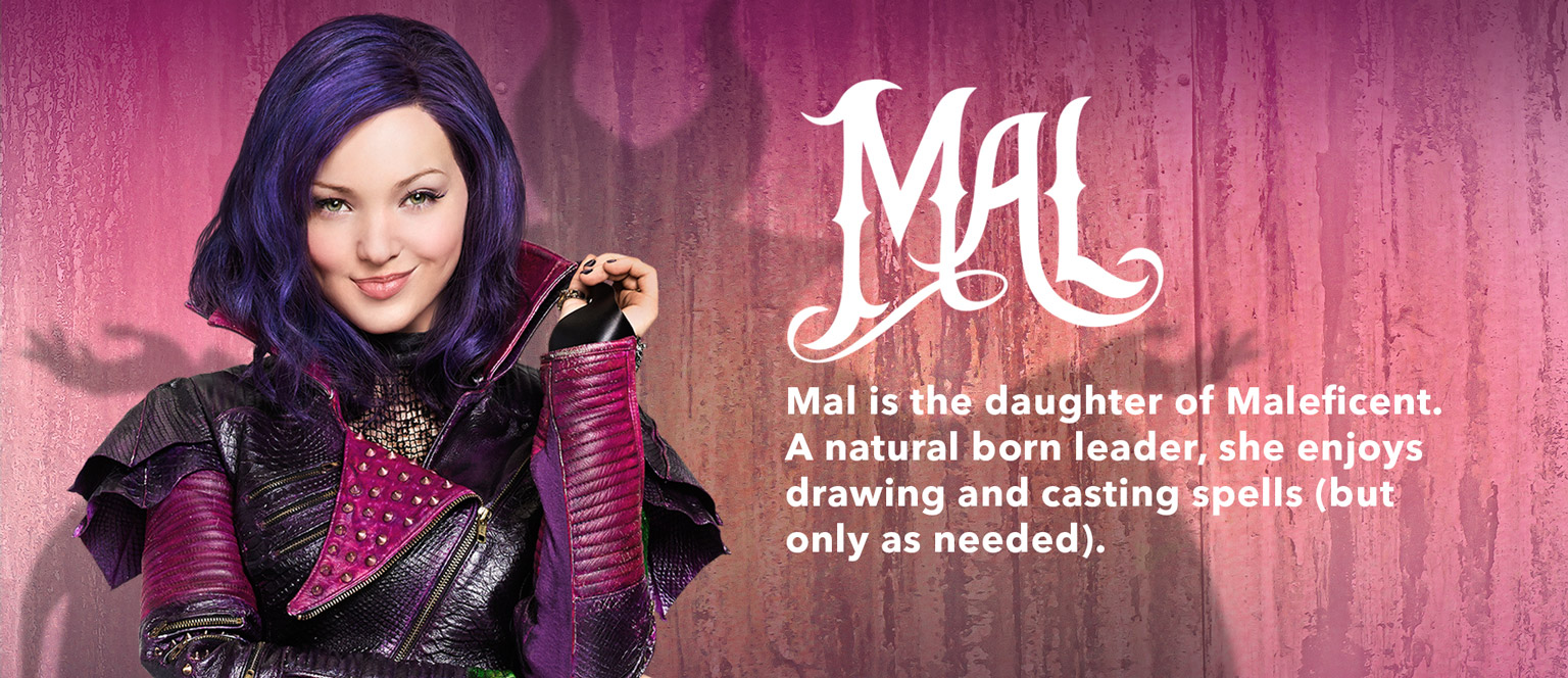 Descendants Images Mal HD Wallpaper And Background Photos