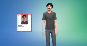 Mar Salgado Characters in the Sims 4!