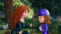 Merida on Sofia the First