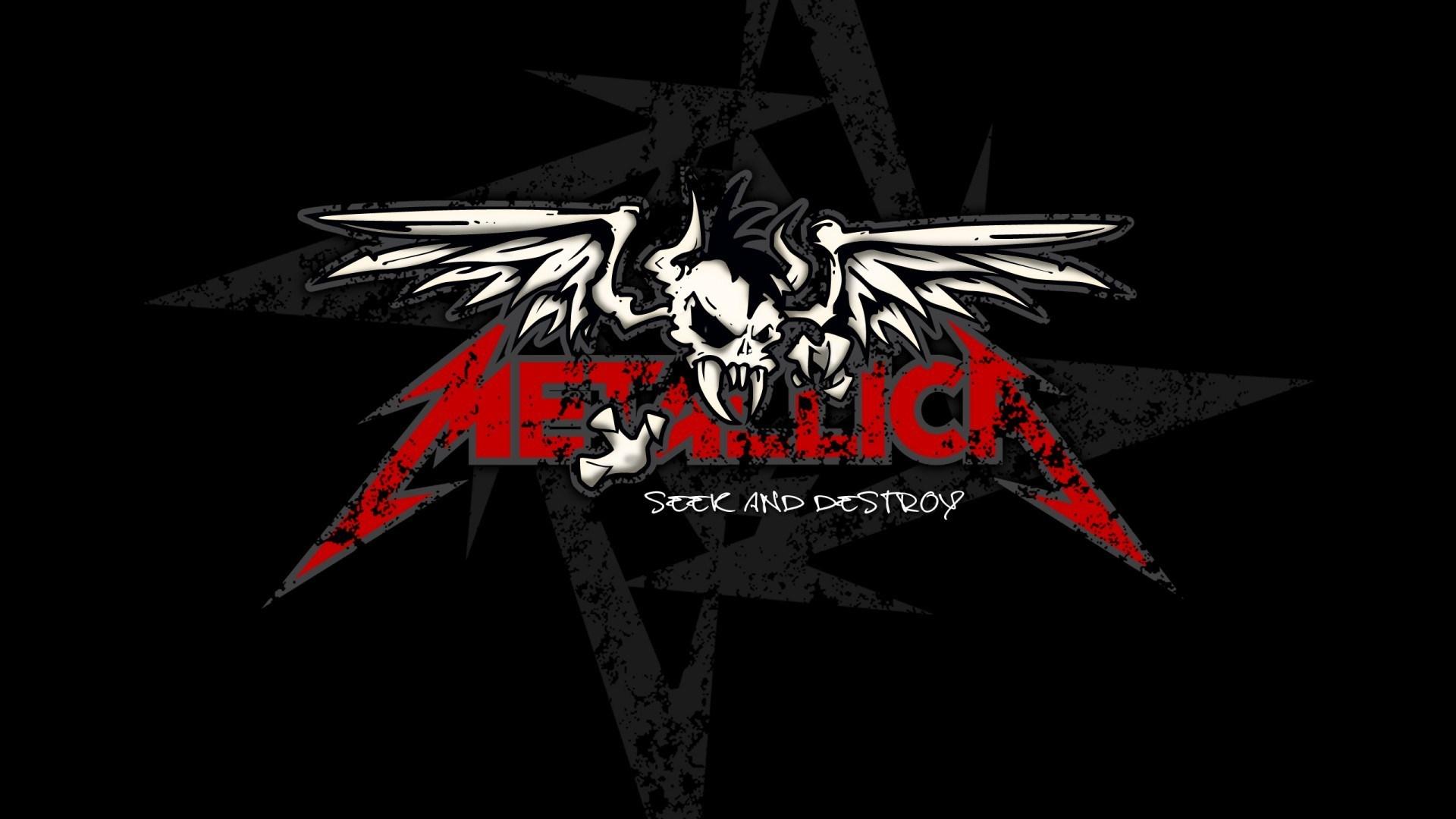 Metallica Skull Logo Bilder